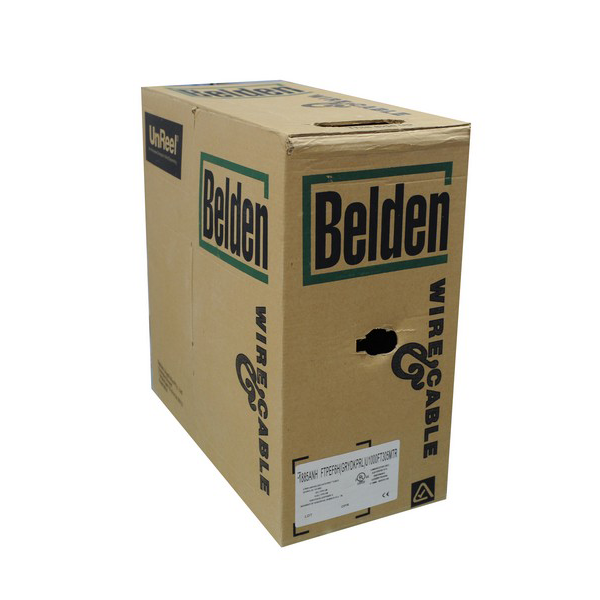 کابل شبکه بلدن Belden Cat5 UTP آلیاژ