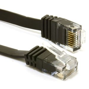 کابل بافو Patch cord Cat.6 Flat 2m