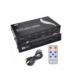 HDMI switch 5-1 3D support 2K4K