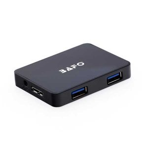 USB3.0 HUB 4port with power adapter
